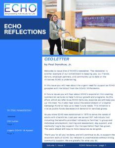 ECHO Reflections