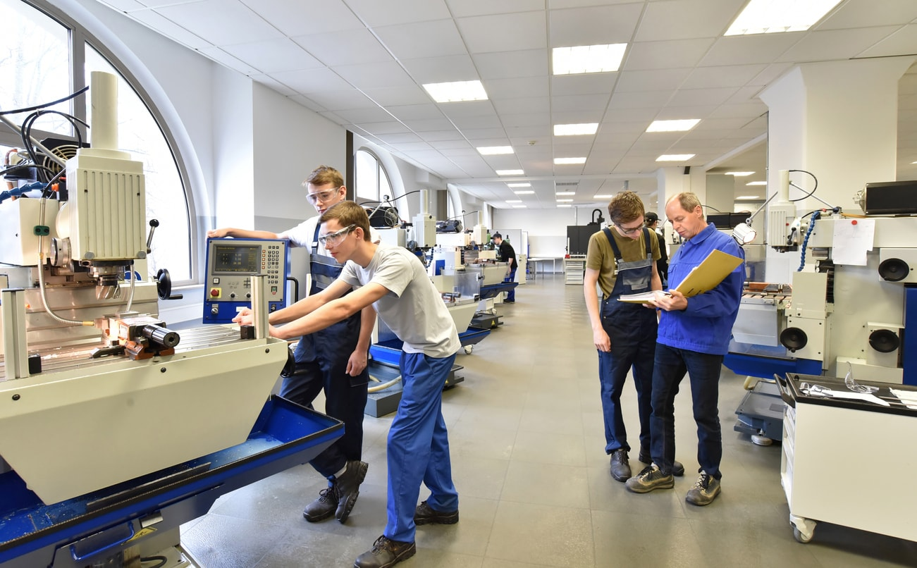 ECHO Academy vocational training