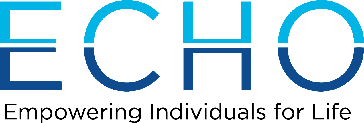 Echo Works Logo - Empowering Individuals for Life